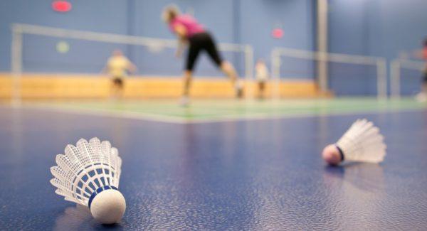 Badmintonnen
