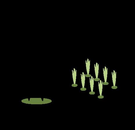 Icoon tuinieren