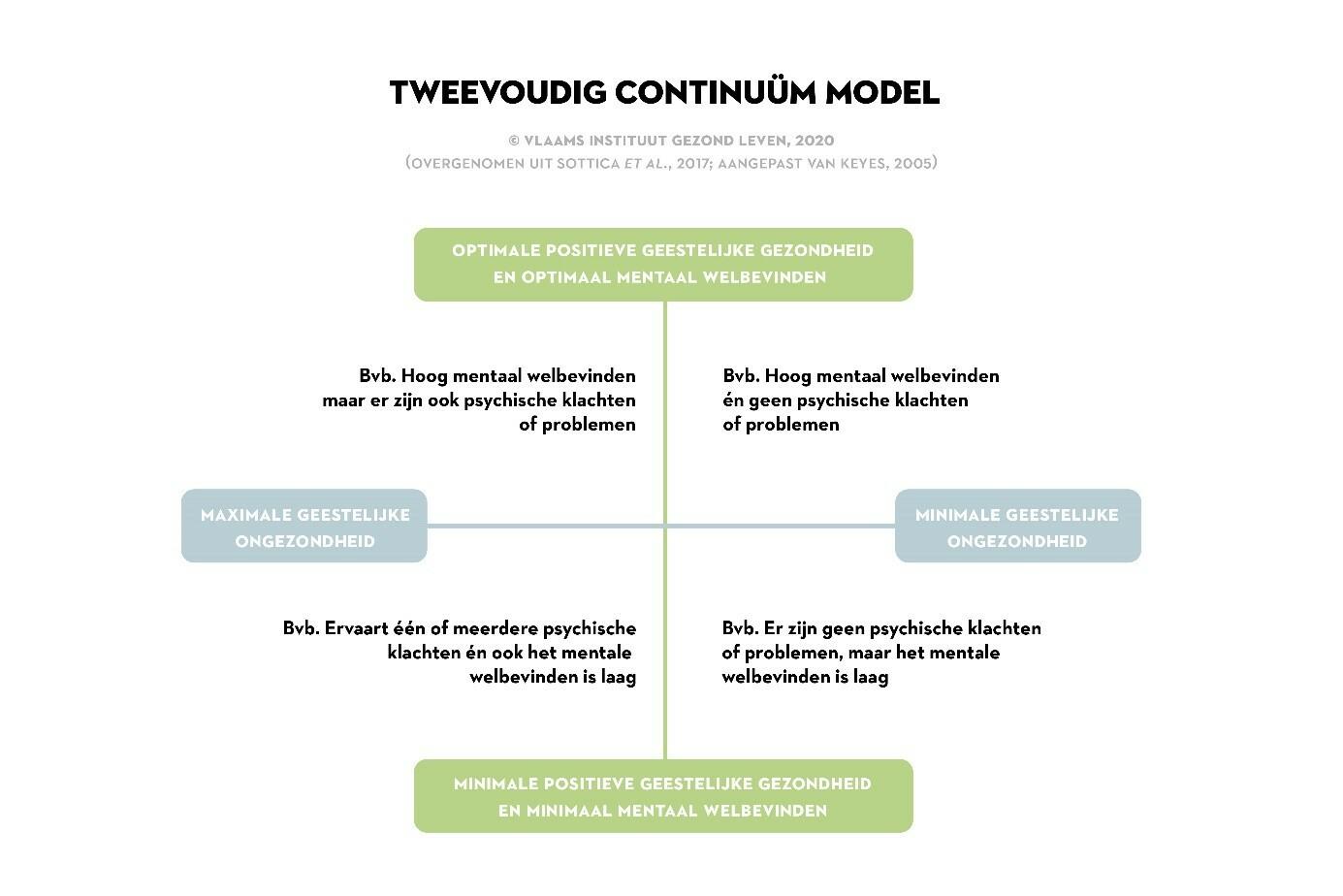 Tweevoudige continuum model