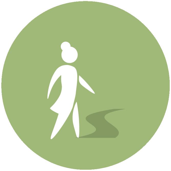 Iconen geluksdriehoek groen Tekengebied 1 kopie 2