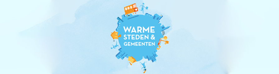 Warmesteden Visual Logo