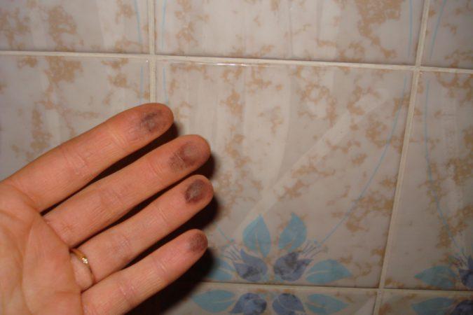 Binnenmilieu Fogging Hand