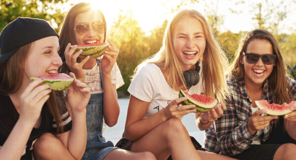 Wat eten jongeren het best