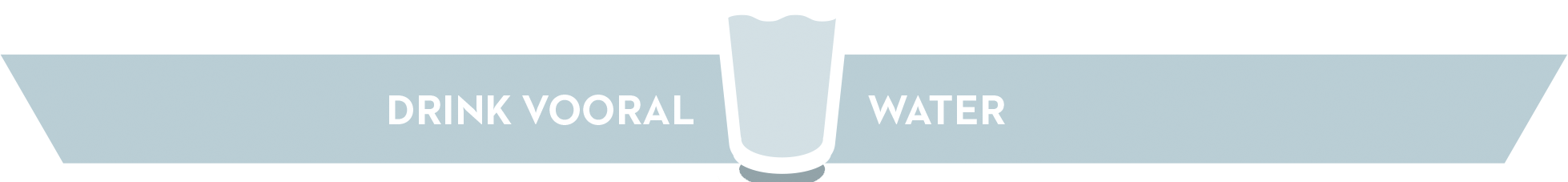Blauwe Zone Voedingsdriehoek